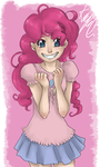 pinkie pie by mistix