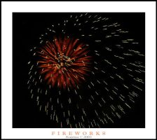 My First Fireworks II by kome