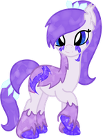 G2 Frost Pony - WhitetheLightmaster by RicePoison