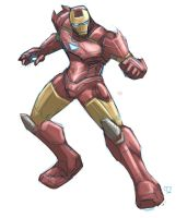 ironman sketchy by crimson-nemesis