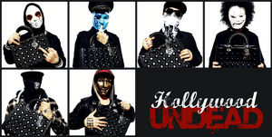 Hollywood Undead - Wallpaper 8 by WelcometoBloodstone