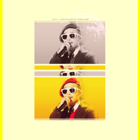 G-Dragon Blendo2 by CrystalHeartsS