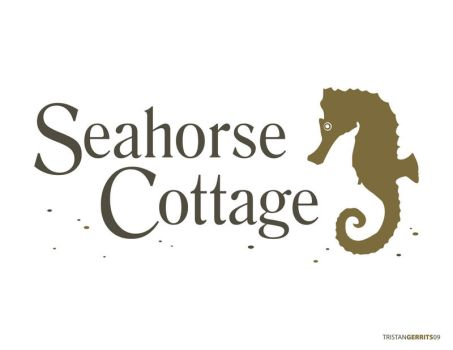 Seahorse Cottage logo by Pencil-Dragonslayer