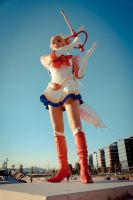 Sailor Moon by Tazziecosplay
