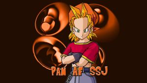 Pan AF SSJ by I-Am-So-Original
