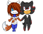 pixel comission by choocoolaat