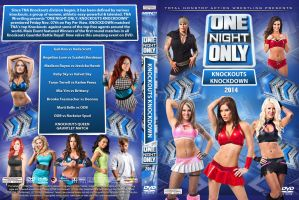 TNA One Night Only Knockouts Knockdown 2014 DVD by Chirantha