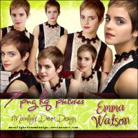 Emma Watson PNG 01 by MoonlightDreamDesign
