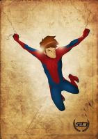 Amazing Spiderman by xod03