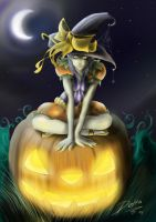 pa-pa-pumpkin-bitch...eh witch by delta-elements