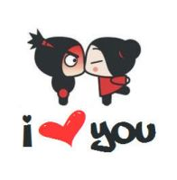 Pucca Loves Garu by xo-cindy-s2