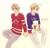 APH - Hockey jersey by Lizeth