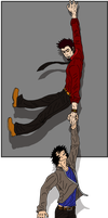 The Fall and The Catch by AStein35