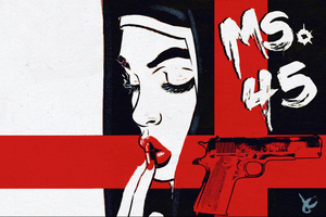 Ms. 45 by JustinCoffee