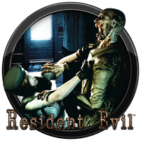 Resident Evil HD Remaster Icon by andonovmarko