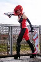 The Dhampir BloodRayne XI Cosplay by ArashiHeartgramm