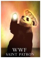 WWF Saint Patron by lotus82