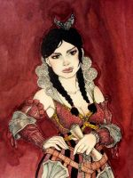 Philippa Eilhart by Gilran