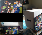 Custom Comic Box (Part 1) by SonicRemix