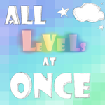 All Levels at Once Album Cover concept by DragonsAndDreamscape
