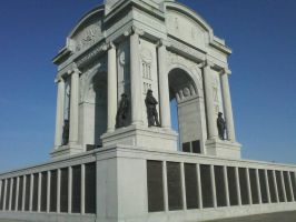 Pennsylvania Monument 1 by Dranzer-Darling