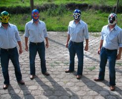 Paquitox's Masks by paquitox