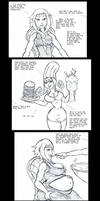Food Eater by Saxxon