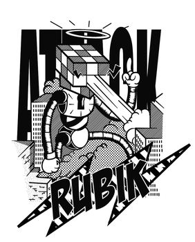 Rubik by Magnetic-spin