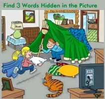 Find the hidden words! by SatansSideBitch