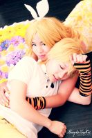 Vocaloid Lost and Found - Rin Len 1 by HoneydewLoveCosplay