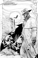 Dark Tower cover pencils by J-Scott-Campbell
