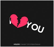 I _ You. by HAZARDOS
