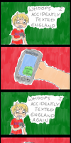 [APH COMIC] Whoops by melonstyle