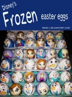 Frozen Easter eggs 2014 by Rene-L