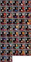 BJBB: Clubs icon family by riepocaliptica
