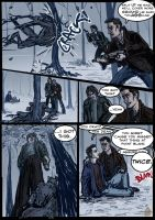 SPN: The Hunt page 4 by Jade-Magic