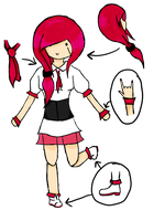 Masami Akane VCV Design Contest Entry by Skul4eva