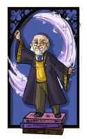 Filius Flitwick by kissyushka