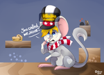 Noob Mouse by TheOdekoYma