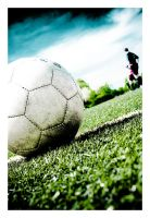 Soccer V by Michelano