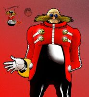 Eggman is 15 years old too by theEyZmaster