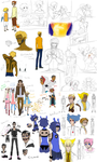PKMN others and stuff by Nire-chan