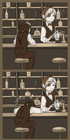 [OC] You really don't need drink so much... by Uncle-Nemes1s