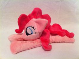 Pinkie Pie beanie by SpaceVoyager
