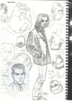 SKETCH: sketchbook page 2 by StephenBJones