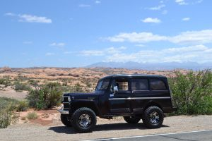 Crusin Arches National Park by NosnamTakk