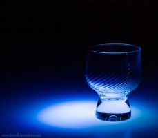 Cup lighting Experiment by Kintall