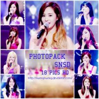 Girls' Generation PHOTOPACK#43 by Hwanghwang