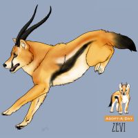 Adopt A Day Zevi 7-19-14 by GuardianDragon1