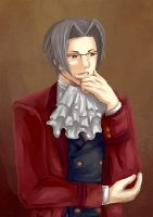 Edgeworth by CoOkKoO